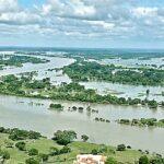 Se desborda Río Usumacinta en Tabasco, pobladores sufren las afectaciones
