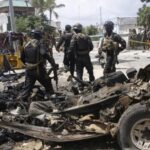 Tras atentado suicida con bomba en Somalia, fallecen siete personas