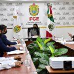 Se instala y sesiona la Comisión de Honor y Justicia de la FGE