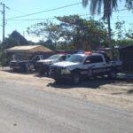 Se instalan puestos de revisión y patrullaje en Las Choapas