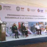 Gobierno Estatal impulsa desarrollo de vivienda y proyectos productivos en la región montañosa central