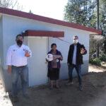 200 familias de la región Capital beneficiadas con cuartos-dormitorio