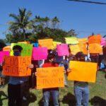 Se manifiestan estudiantes del ITBOCA para solicitar descuento a cuotas de inscripción