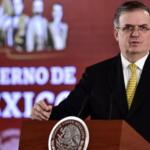 Ebrard sostiene conversación productiva con el nuevo Secretario de Estado de EEUU