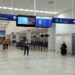 Se reporta retrasos en vuelos en el aeropuerto de Veracruz derivado de la abundante niebla