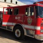 Protección Civil registra incendios en Veracruz