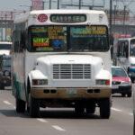 Transporte público infracciona a conductores que no acatan medidas sanitarias en Veracruz