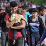 En 2021 más migrantes centroamericanos pasan por Veracruz