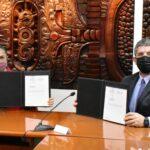 SEDECOP y UV signan convenio para impulsar sectores productivos