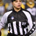 La NFL contrata a la primera mujer afroamericana como árbitro