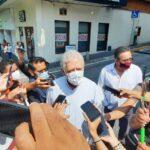 Afirma alcalde de Xalapa que desde 2016 Fiscalía no ha permitido ninguna inhumación en Palo Verde