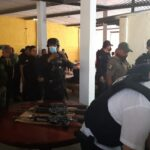 Rechazan policías municipales de Playa Vicente realizar exámenes de confiabilidad
