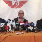 """Movimiento Ciudadano exige a AMLO """"sacar las manos"""" de la elección en Nuevo León"""