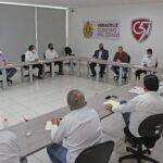 Destacan avances de seguridad en zona Veracruz-Boca-Medellín
