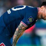 Messi se perderá el encuentro contra el Montpellier por lesión