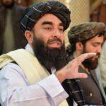 Talibanes piden apoyo internacional frente a la contingencia sanitaria por COVID
