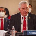 Embargo económico contra Cuba es una violación sistemática: Díaz-Canel
