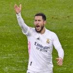 Hazard no entra en el plan de juego de Ancelotti
