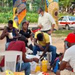 Trasladan a más de 60 migrantes de Veracruz a Acayucan